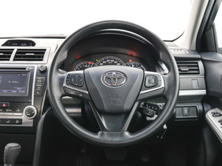 2015 Toyota Camry ASV50R MY15 Altise Silver 6 Speed Automatic Sedan
