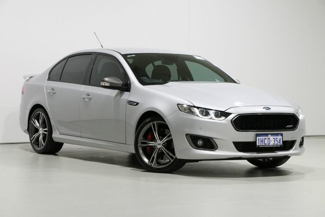 Used Ford Falcon FG X XR8, 2015 Ford Falcon FG X XR8 Silver 6 Speed Auto Seq Sportshift Sedan