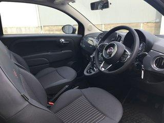 2019 Fiat 500 Series 6 Collezione Fall/Winter Edition Dualogic Burgundy 5 Speed