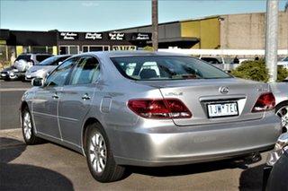 2005 Lexus ES MCV30R MY05 ES300 Silver 5 Speed Automatic Sedan