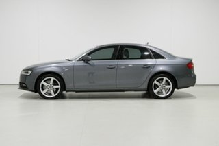 2015 Audi A4 B8 (8K) MY15 2.0 TDI Ambition Quattro Grey 7 Speed Auto Direct Shift Sedan