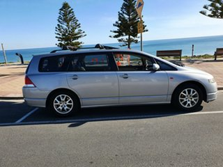 2004 Honda Odyssey 3rd Gen Luxury Silver 5 Speed Sports Automatic Wagon.
