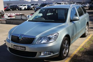 2012 Skoda Octavia 1Z MY12 118TSI DSG Green 7 Speed Sports Automatic Dual Clutch Wagon