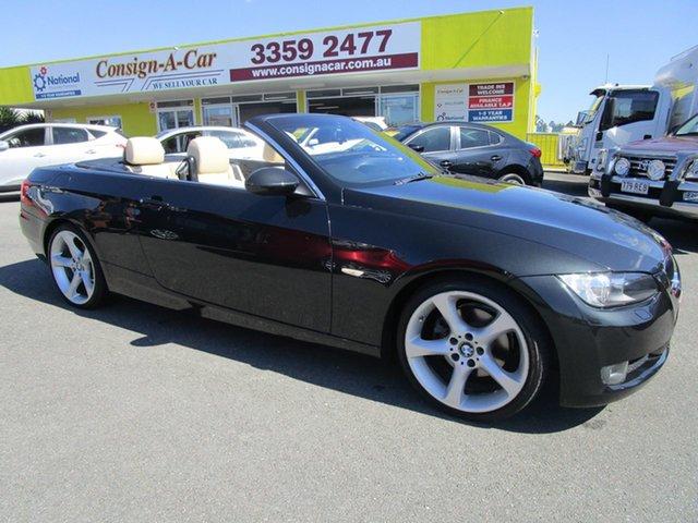Used BMW 325i E93 Steptronic, 2007 BMW 325i E93 Steptronic Grey 6 Speed Sports Automatic Convertible