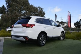 2019 Mitsubishi Outlander ZL MY19 Exceed AWD White 6 Speed Sports Automatic Wagon