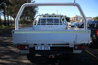 2016 Mazda BT-50 UR0YG1 XT White 6 Speed Sports Automatic Cab Chassis