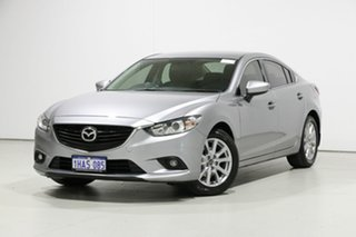 2014 Mazda 6 6C MY14 Upgrade Sport Grey 6 Speed Automatic Sedan.