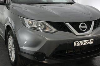 2017 Nissan Qashqai J11 ST Grey 6 Speed Manual Wagon.