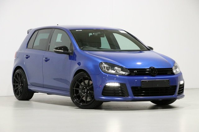 Used Volkswagen Golf 1K MY13 R, 2012 Volkswagen Golf 1K MY13 R Blue 6 Speed Manual Hatchback