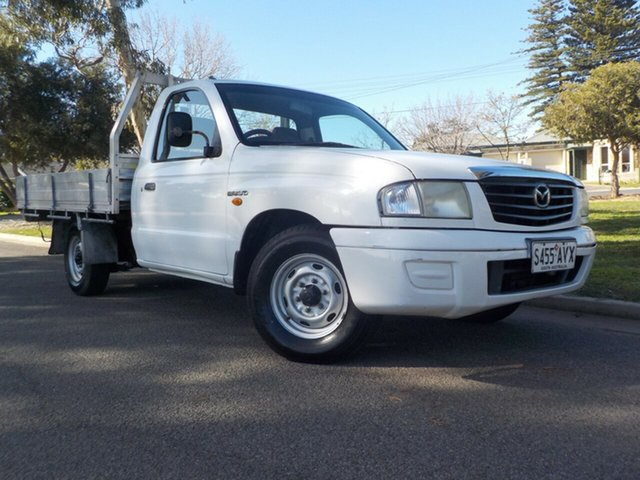Used Mazda Bravo B2500 DX 4x2, 2004 Mazda Bravo B2500 DX 4x2 5 Speed Manual Cab Chassis