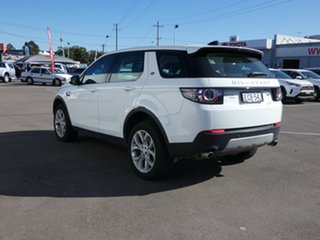 2017 Land Rover Discovery Sport L550 18MY TD4 110kW HSE Fuji White 9 Speed Sports Automatic Wagon