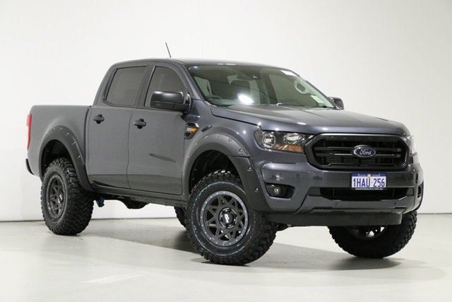 Used Ford Ranger PX MkIII MY20.25 XLS 3.2 (4x4), 2020 Ford Ranger PX MkIII MY20.25 XLS 3.2 (4x4) Grey 6 Speed Automatic Double Cab Pickup
