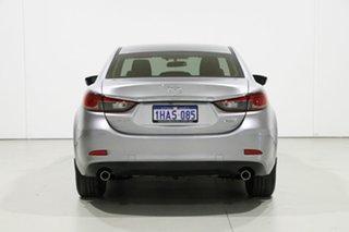 2014 Mazda 6 6C MY14 Upgrade Sport Grey 6 Speed Automatic Sedan