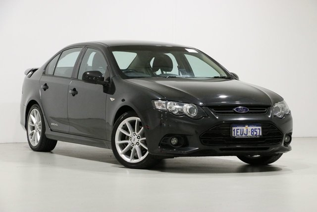 Used Ford Falcon FG MK2 XR6, 2013 Ford Falcon FG MK2 XR6 Grey 6 Speed Auto Seq Sportshift Sedan