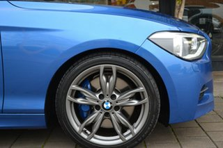 2013 BMW 1 Series F20 M135i Steptronic Blue 8 Speed Sports Automatic Hatchback
