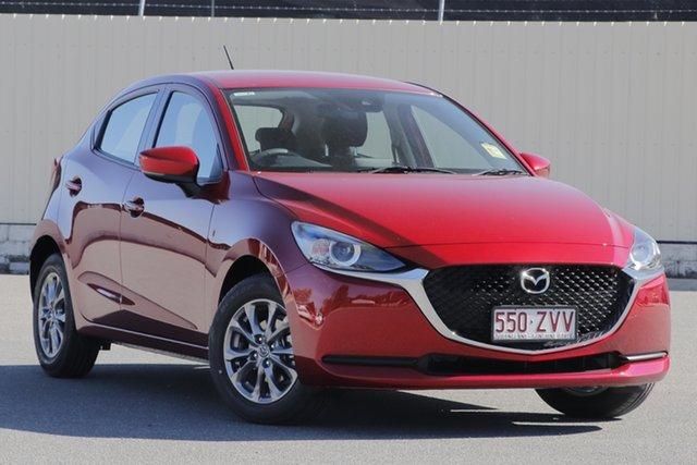 Demo Mazda 2 DJ2HA6 G15 SKYACTIV-MT Pure, MAZDA2 Q 6MAN HATCH G15 PURE