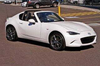 2020 Mazda MX-5 ND GT RF SKYACTIV-Drive 6 Speed Sports Automatic Targa.