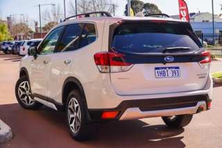2020 Subaru Forester S5 Hybrid L White Constant Variable