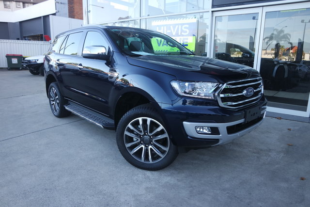 Used Ford Everest  , EVEREST 2020.25 TITANIUM 2.0L 10A 4WD
