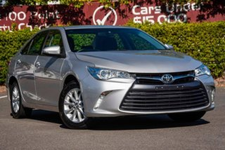 2017 Toyota Camry ASV50R Altise Silver 6 Speed Sports Automatic Sedan.