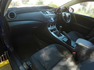 2010 Mazda 3 Blue 5 Speed Manual Sedan