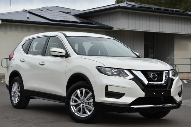 New Nissan X-Trail T32 Series III MY20 ST X-tronic 2WD, 2020 Nissan X-Trail T32 Series III MY20 ST X-tronic 2WD Ivory Pearl 7 Speed Constant Variable Wagon