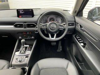 2020 Mazda CX-5 KF4WLA Touring SKYACTIV-Drive i-ACTIV AWD Jet Black 6 Speed Sports Automatic Wagon