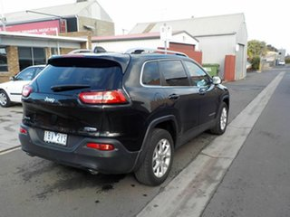 2014 Jeep Cherokee KL Longitude (4x4) Black 9 Speed Automatic Wagon