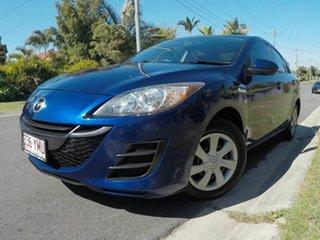 2010 Mazda 3 Blue 5 Speed Manual Sedan.