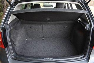 2008 Volkswagen Golf V MY08 Edition Silver 6 Speed Manual Hatchback