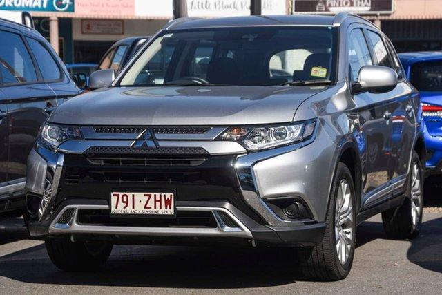 Demo Mitsubishi Outlander ZL MY20 ES 2WD, 2019 Mitsubishi Outlander ZL MY20 ES 2WD U25 6 Speed Constant Variable Wagon