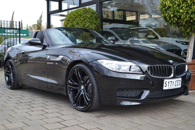 Used BMW Z4 E89 LCI sDrive20i Edition M Sport, 2016 BMW Z4 E89 LCI sDrive20i Edition M Sport Black 8 Speed Sports Automatic Roadster