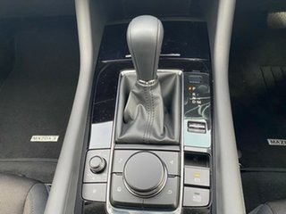 2020 Mazda 3 BP2SLA G25 SKYACTIV-Drive Evolve Machine Grey 6 Speed Sports Automatic Sedan