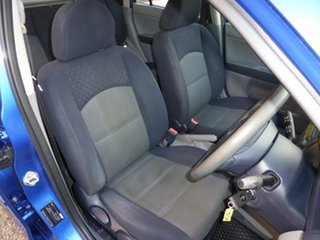 2003 Mazda 2 DY Genki Blue 5 Speed Manual Hatchback