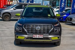 2019 Hyundai Venue QX MY20 Elite Rs4 6 Speed Automatic Wagon.