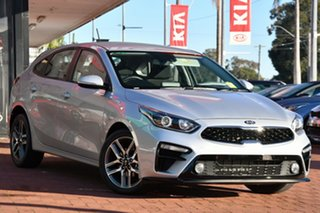 2020 Kia Cerato BD MY20 Sport Safety Pack Silky Silver 6 Speed Automatic Hatchback.
