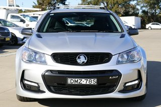 2017 Holden Commodore VF II MY17 SS-V Redline Silver 6 Speed Automatic Sedan