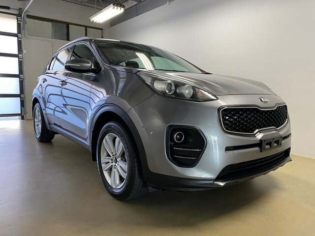 Used Kia Sportage QL MY17 SI (FWD), 2017 Kia Sportage QL MY17 SI (FWD) Grey 6 Speed Automatic Wagon