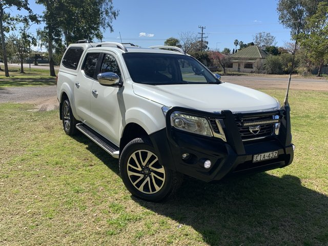 Used Nissan Navara D23 ST-X, 2016 Nissan Navara D23 ST-X 7 Speed Sports Automatic Utility
