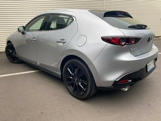 2020 Mazda 3 BP2HHA X20 SKYACTIV-Drive Astina Sonic Silver 6 Speed Sports Automatic Hatchback.