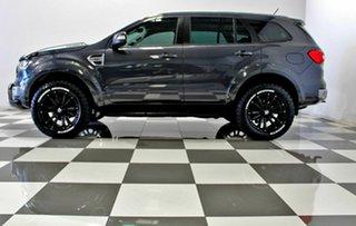 2018 Ford Everest UA MY18 Trend (4WD) (5 Yr) Grey 6 Speed Automatic Wagon