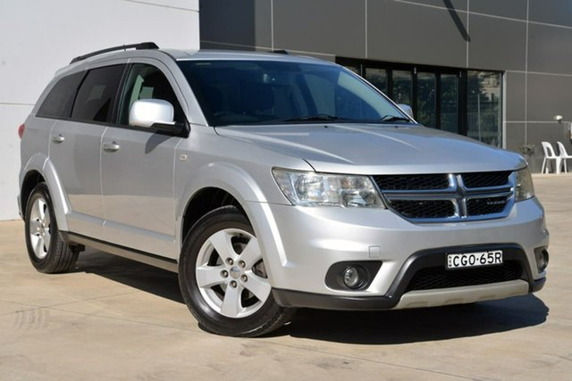 Used Dodge Journey JC MY12 SXT, 2011 Dodge Journey JC MY12 SXT Silver 6 Speed Automatic Wagon