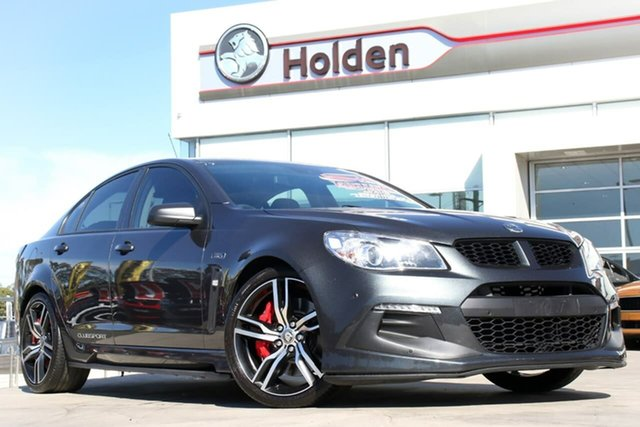 Used Holden Special Vehicles ClubSport Gen-F2 MY17 R8 LSA, 2017 Holden Special Vehicles ClubSport Gen-F2 MY17 R8 LSA Son of a Gun Grey 6 Speed Manual Sedan