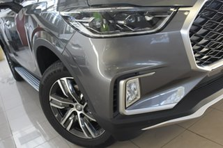 2020 LDV D90 SV9A MY19 Executive Lava Grey 8 Speed Sports Automatic Wagon.