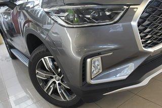 2021 LDV D90 SV9A MY19 Executive Lava Grey 8 Speed Sports Automatic Wagon.