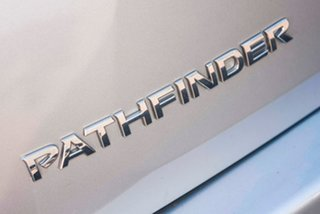 2015 Nissan Pathfinder R52 MY15 ST X-tronic 4WD Silver, Chrome 1 Speed Constant Variable Wagon