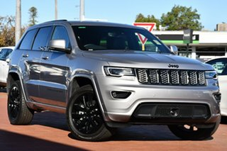 2020 Jeep Grand Cherokee WK MY20 Night Eagle Billet 8 Speed Sports Automatic Wagon.