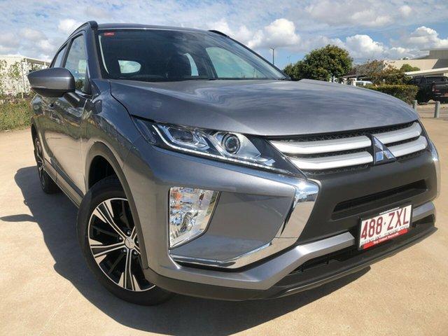Used Mitsubishi Eclipse Cross YA MY20 ES 2WD, 2020 Mitsubishi Eclipse Cross YA MY20 ES 2WD Grey 8 Speed Constant Variable Wagon