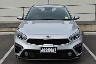 2020 Kia Cerato BD MY20 S Silky Silver 6 Speed Sports Automatic Hatchback