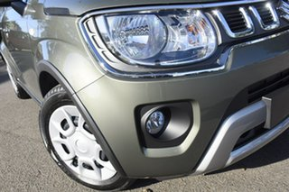 2021 Suzuki Ignis MF Series II GLX Khaki 1 Speed Constant Variable Hatchback.